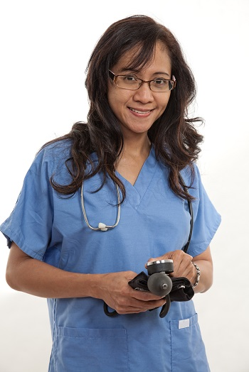 Asian In House Nurse and Carer