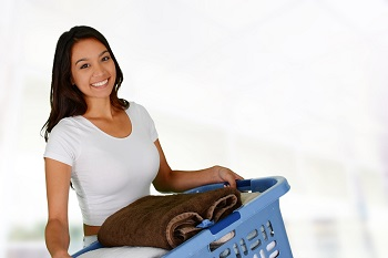 Domestic Cleaner London with Laundry