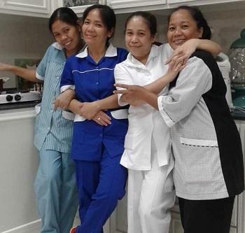 4 Domestic Nurses in London